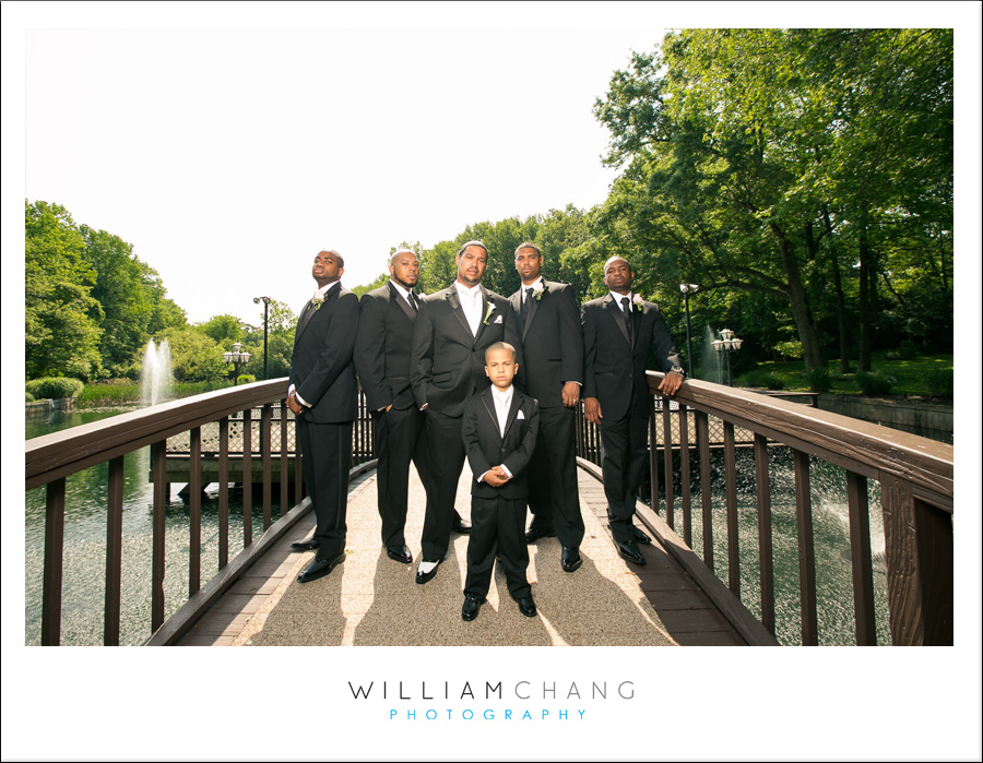 Woodbury Country Club Wedding Portrait Photo 02