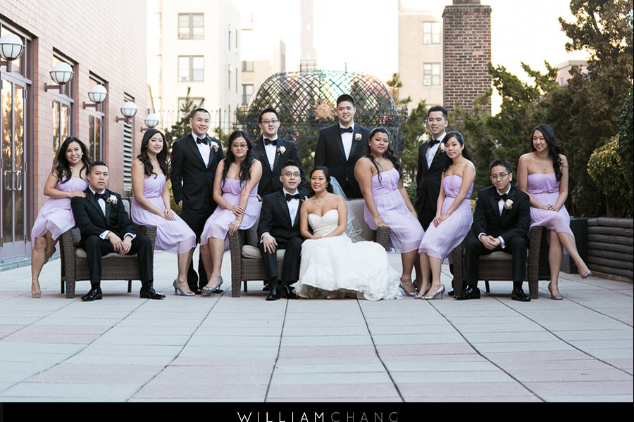 Sheraton Flushing Wedding Photos   Jenny + Billy