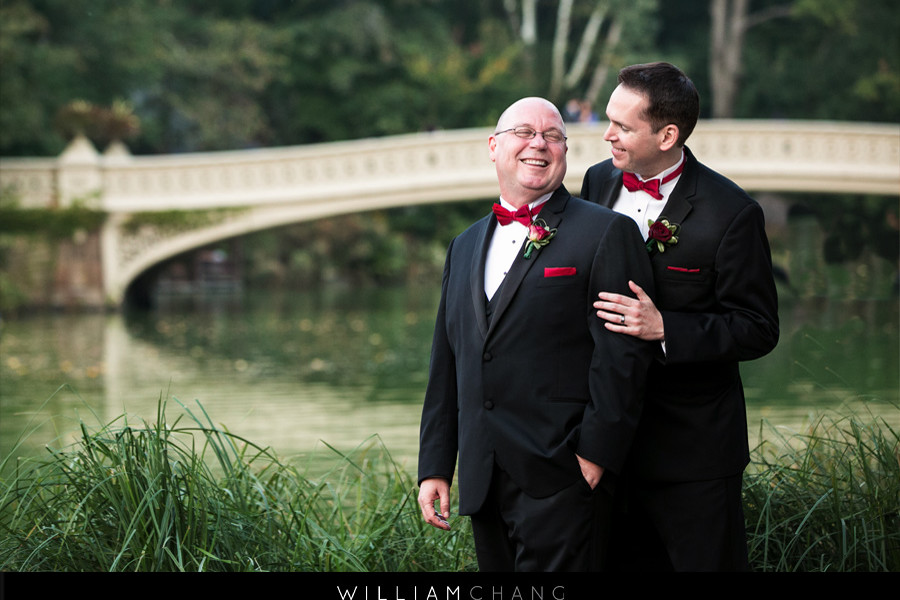 Central Park Skyline Hotel wedding | Patrick + James