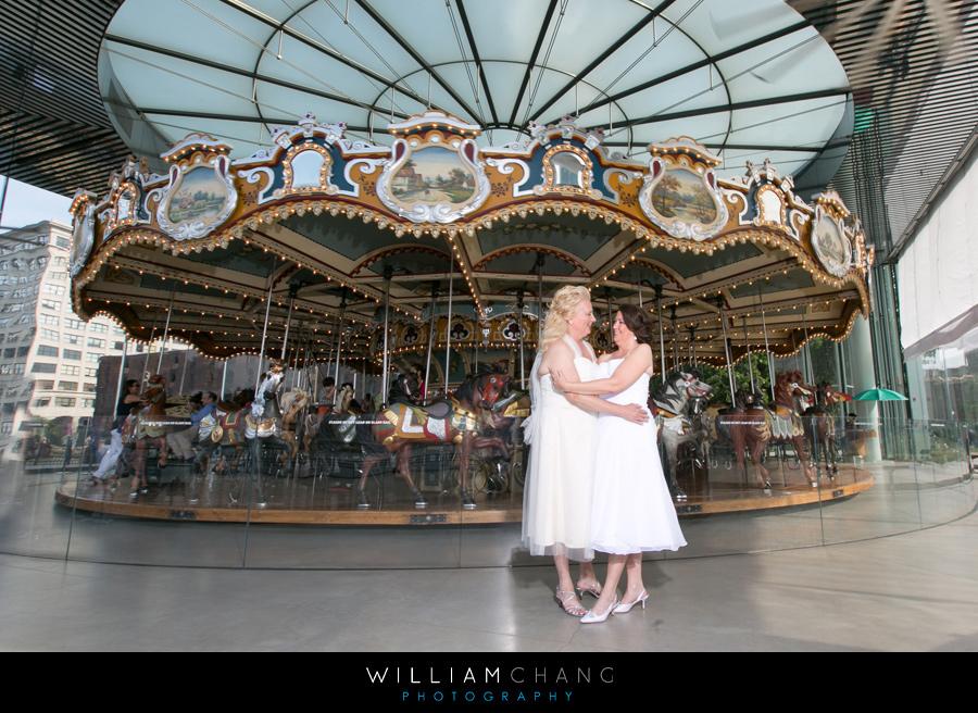 Battery Gardens Wedding Photos