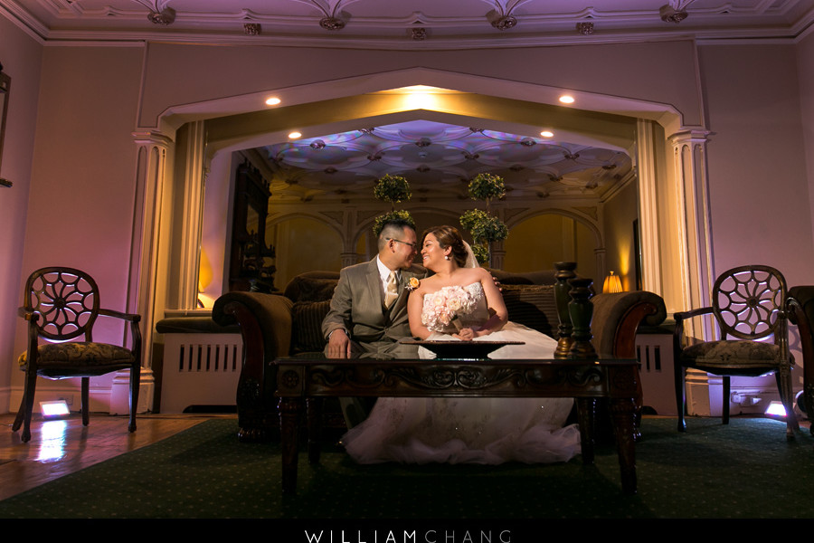 Greentree Country Club wedding photos   Jessica + Greg