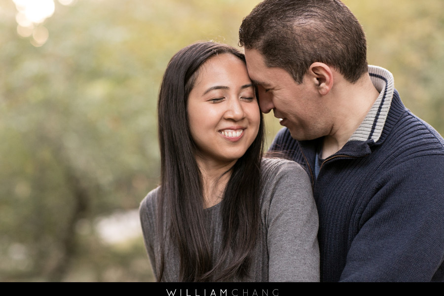 Central Park Engagement Photos   Leilani + Kristian
