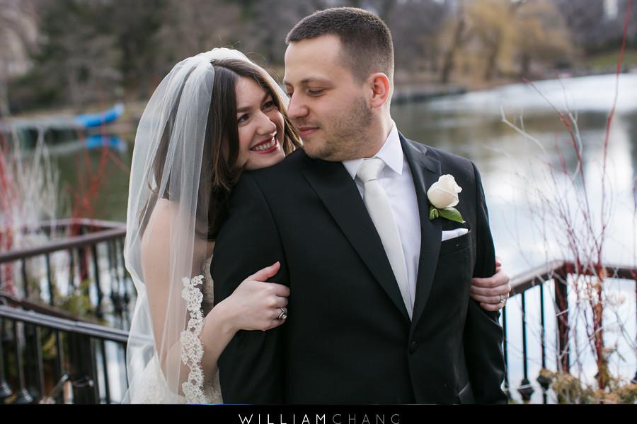 The Loeb Boathouse Central Park Wedding Photos   Diana + Stan
