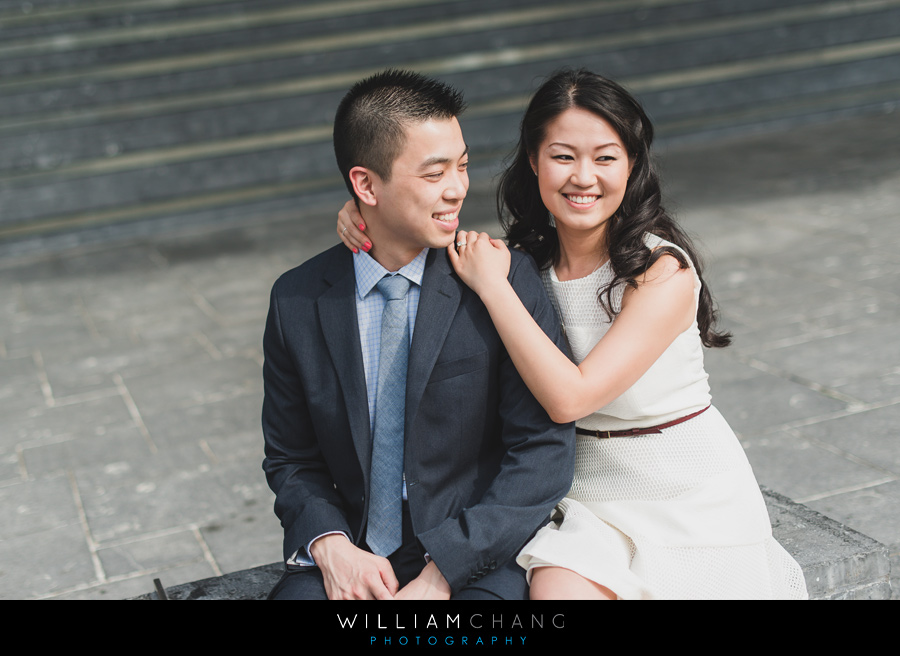 Battery Park, stuyvesant high school, engagement photos