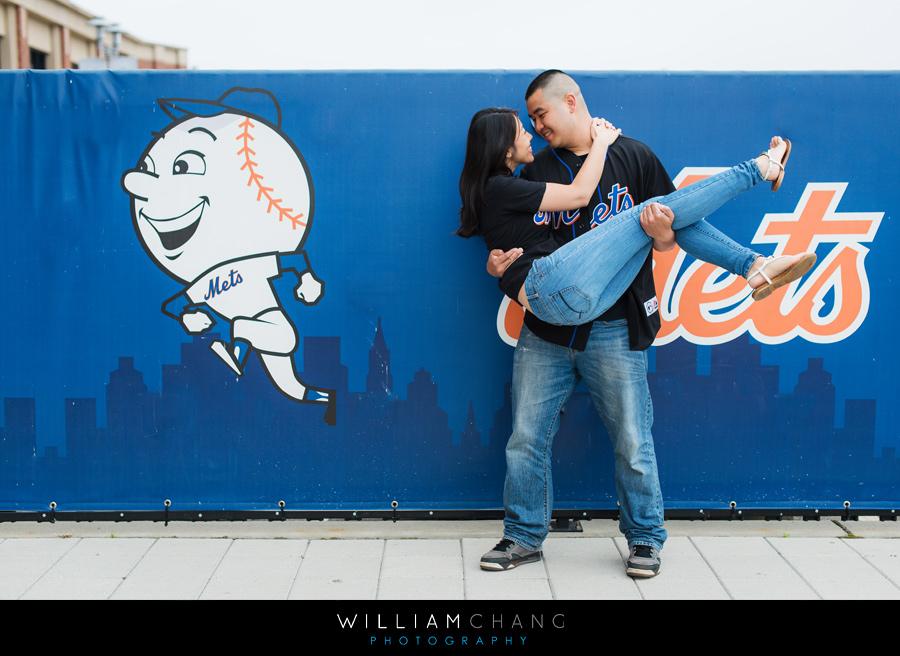 Citi Field, Mets Stadium, engagement photos