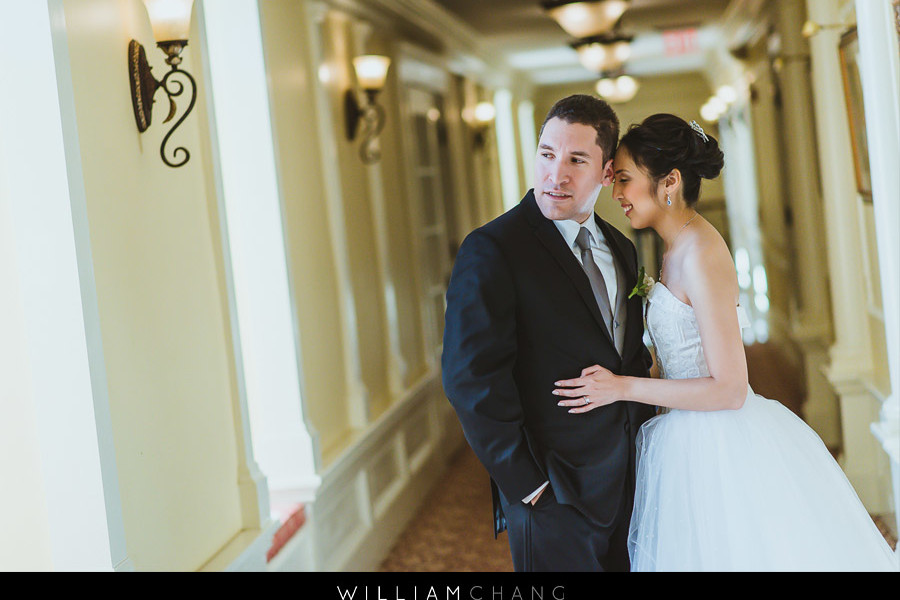 The Inn at New Hyde Park wedding photos | Leilani + Kristian