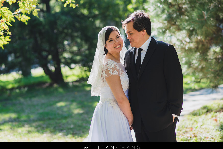 Terrace On The Park Wedding Photos | Janette + Tony