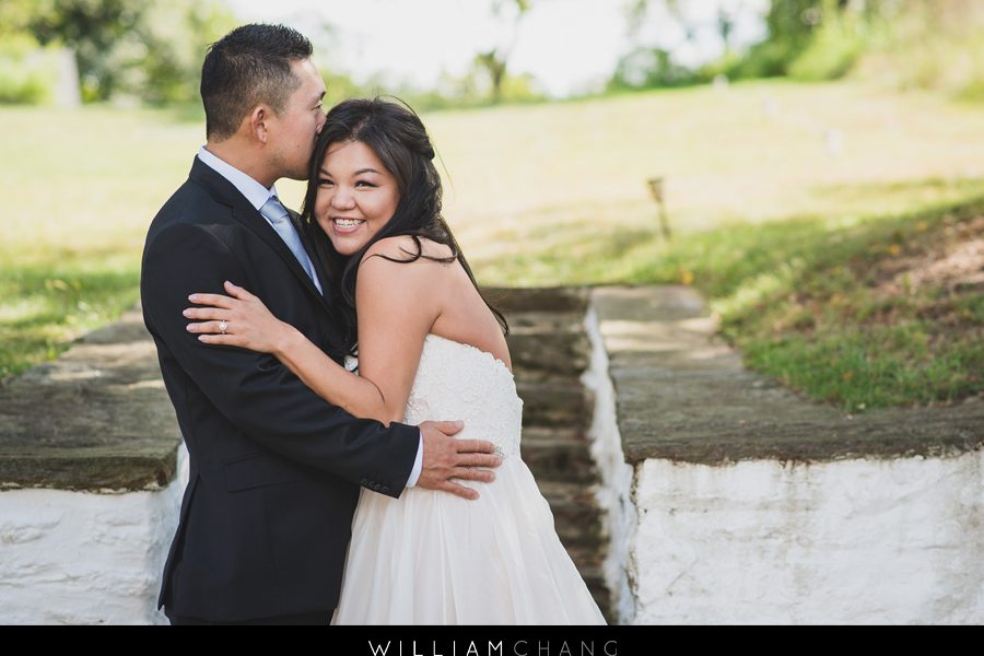 Philander Chase Knox Estate wedding photos | Lily + John