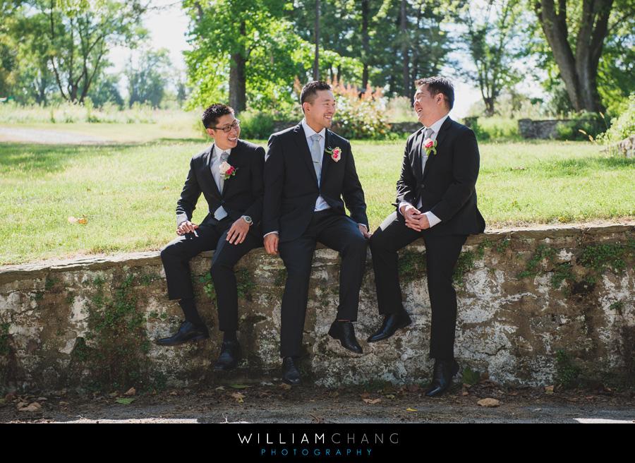 Philander Chase Knox Estates wedding photos