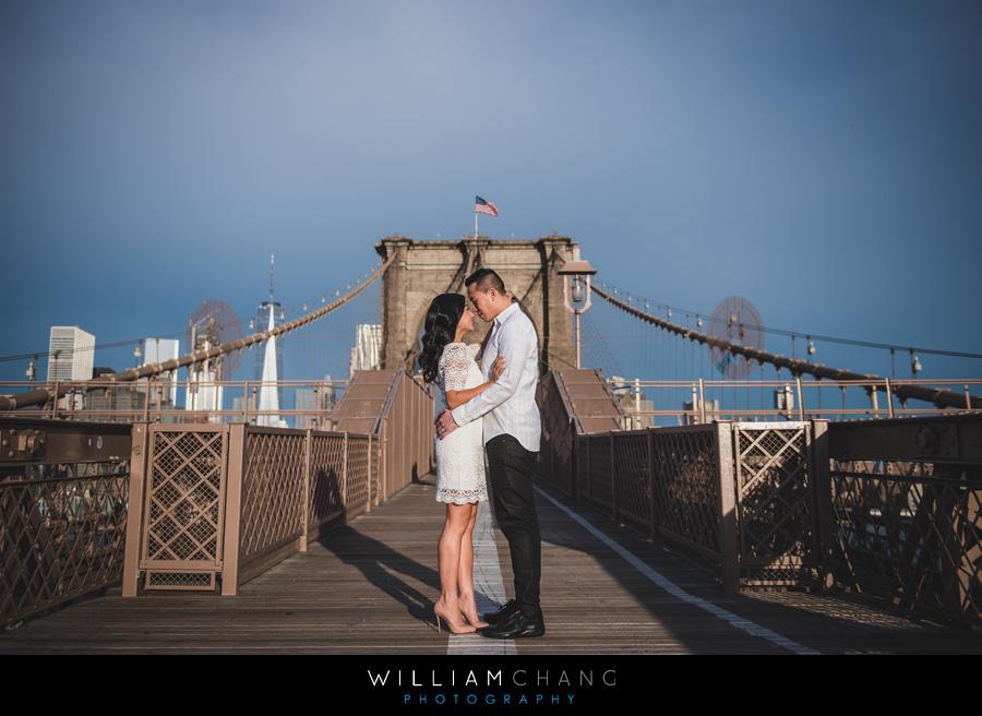 Brooklyn Bridge Park Dumbo Engagement Photos
